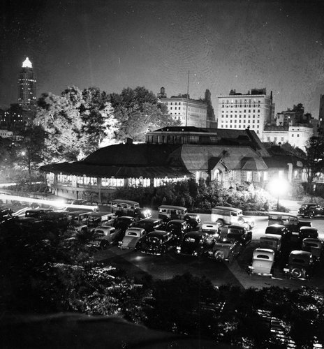 The Central Park Casino, back in the day