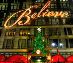 Christmas in NYC: Macy's on 34th Street